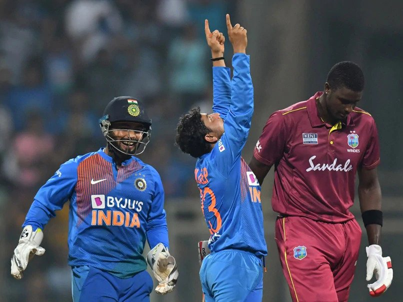 India won a crucial match against West Indies
