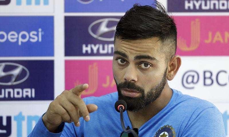 Kohli Not Happy With Jadeja's Dismissal