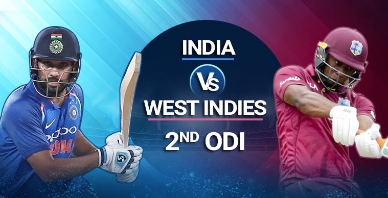 India vs West Indies 2nd ODI Match Predictions