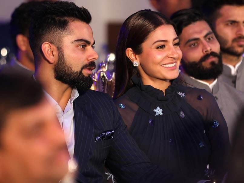 BCCI Annual Awards Night Got Lit As Virat Kohli Gives A Bright Smile