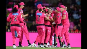 Sydney Sixers Puts Shades on Melbourne Stars After Their Henriques Goes On Rampage