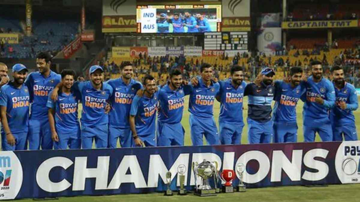 India Vs Australia 2020: Rohit, Kholi, and Iyer Helps India Win The Series Decider ODI Against Australia