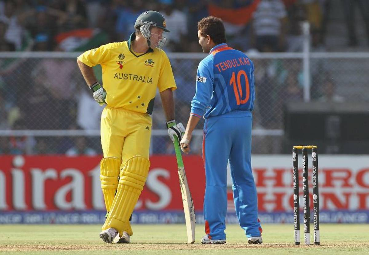 Sachin Tendulkar's Response To Ricky Ponting's Invitation To Coach His Team For This Cause
