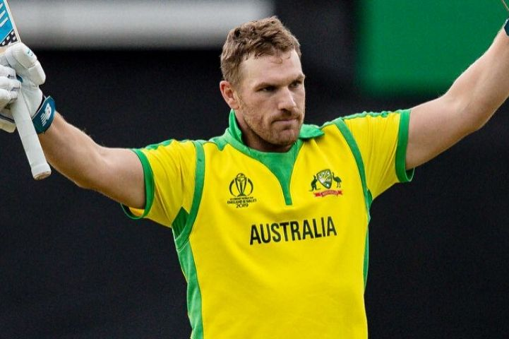 ODI batsmen in the world Aaron Finch
