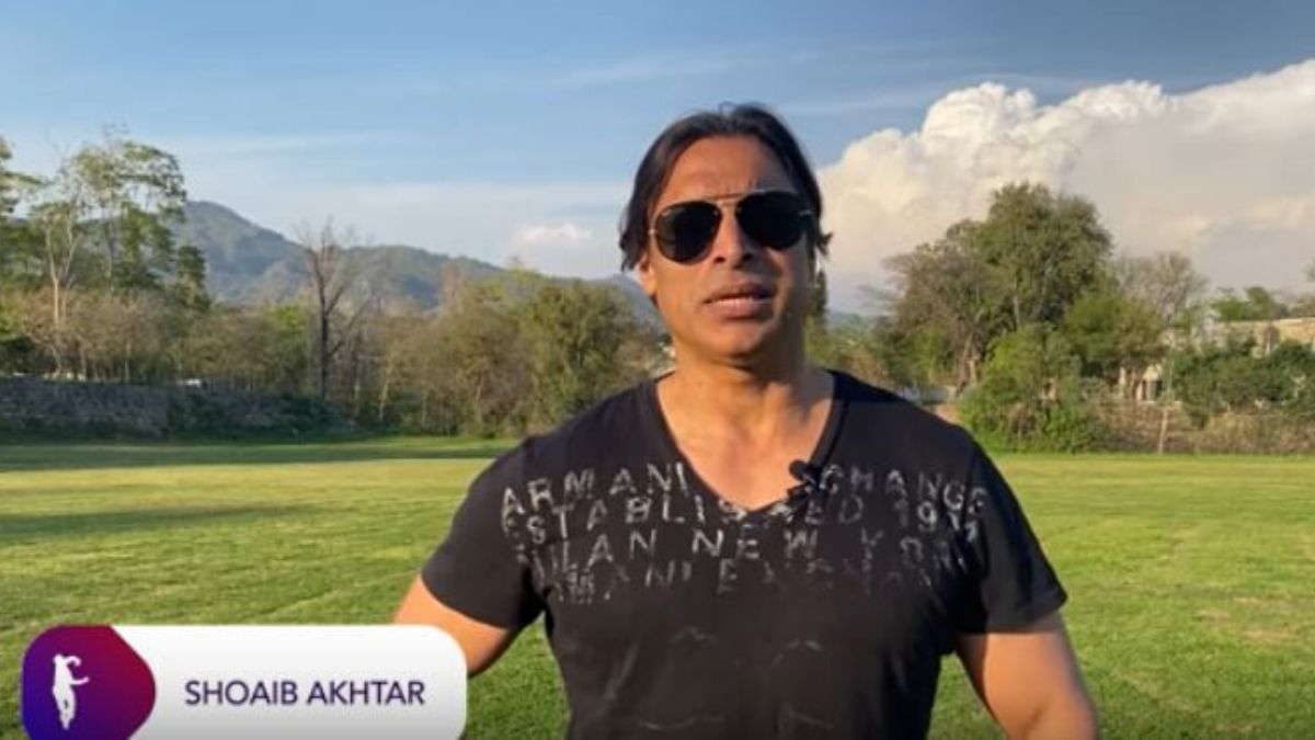 Coronavirus Pandemic Shoaib Akhtar Video Message For His Fans