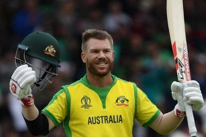 ODI batsmen in the world David Warner