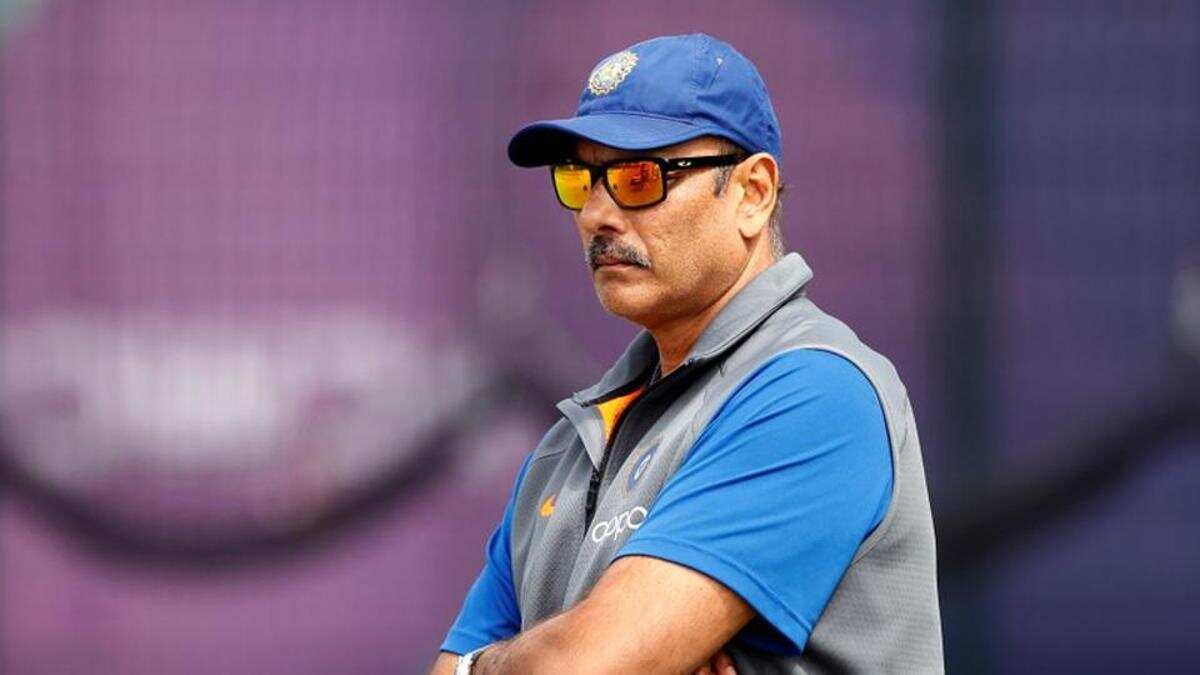 "COVID-19: Break From Cricket Good As ""Could See Some Cracks Coming Up"" Says Ravi Shastri"