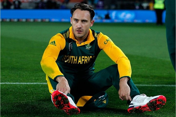 ODI batsmen in the world Francois du Plessis