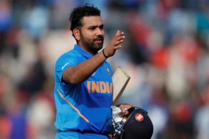 ODI batsmen in the world Rohit Sharma