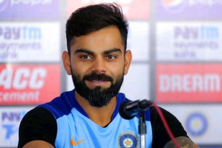 ODI batsmen in the world Virat Kohli