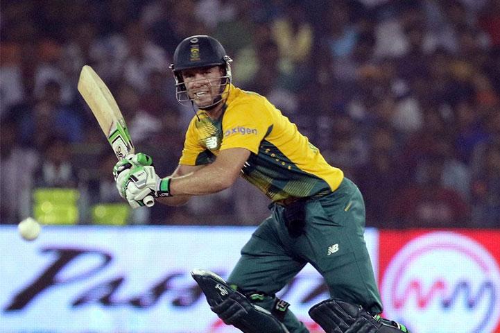 Batting Like It Is T20s in ODIs