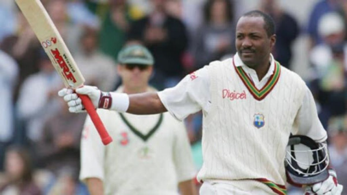 Brian Lara Made A Jaw-Dropping Record On This Date 16 Years Ago