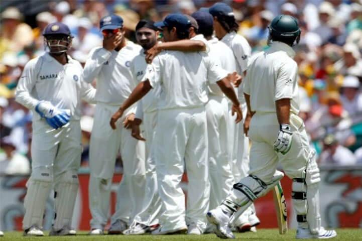 Doube Century On 99th Test match