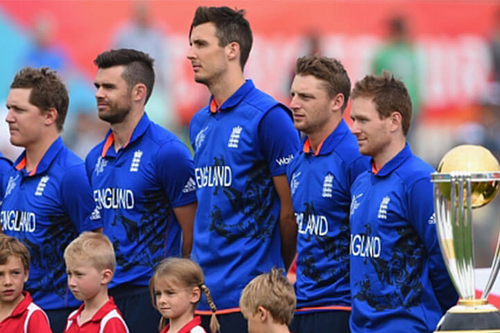 Eoin Morgan Never Sung National Anthem Before The Match