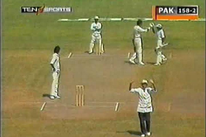 India Vs Pakistan Series, 1989