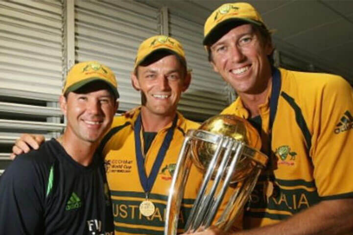 Most Lucks Cricketers In The World