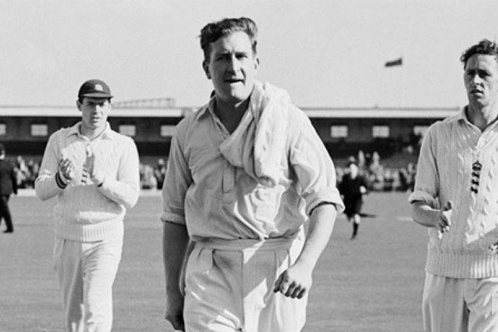 Jim Laker - Most Wickets In A Single Test Match