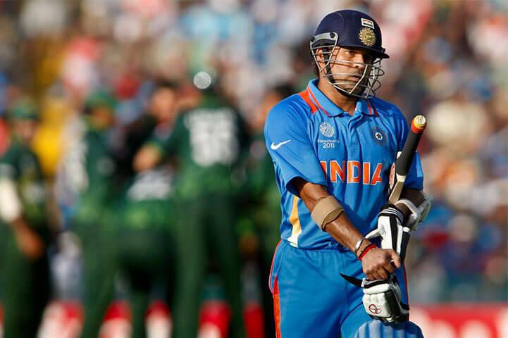 Sachin Tendulkar's Unlucky Nineties