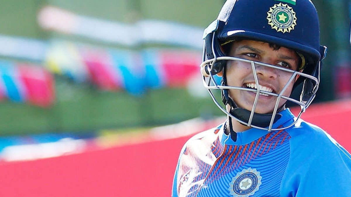 """Will Not Leave Any Stone Unturned,"" Say, Shafali Verma, The Prodigy Of Women's Cricket"