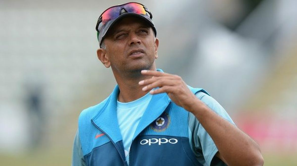 What Rahul Dravid Said When He Watched Shreyas Iyer Play For The First Time