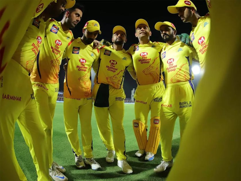 Bowler And Staff Members From CSK Test Positive For COVID-19