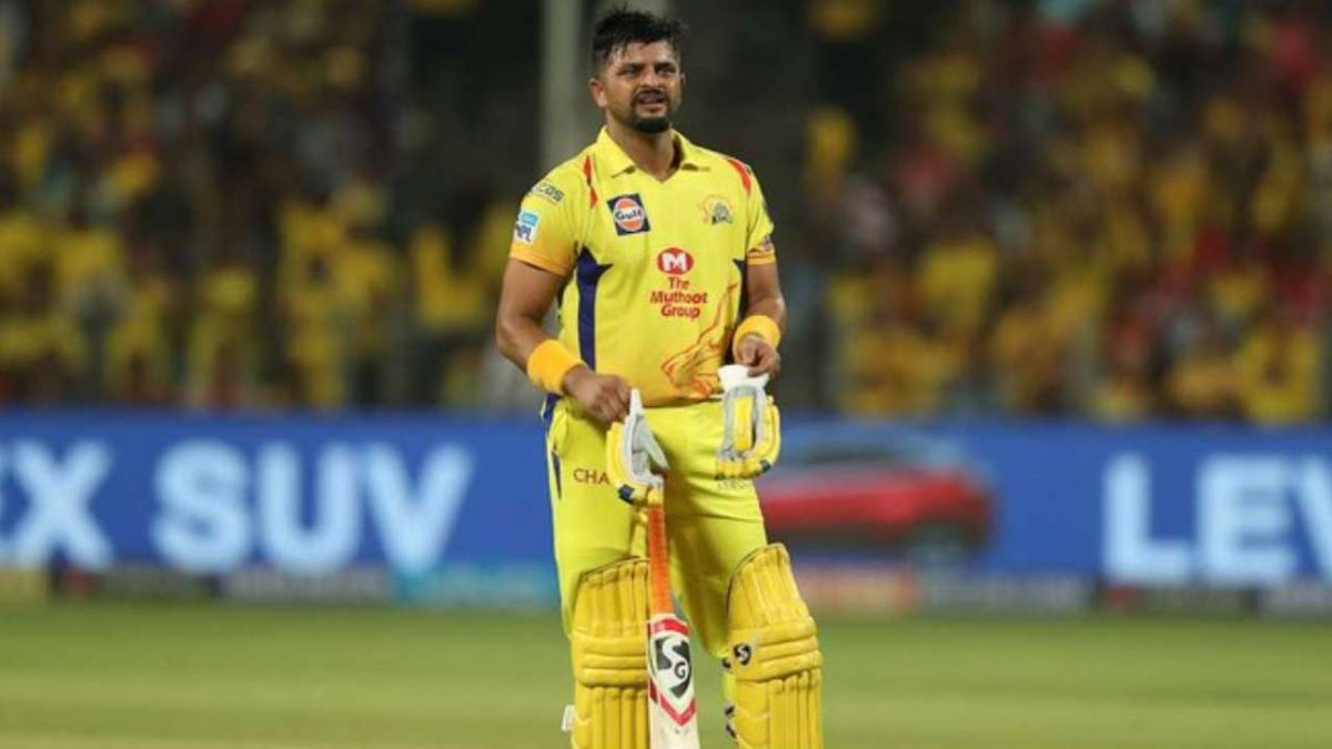 Suresh Raina's Return To India And Exit From IPL 2020