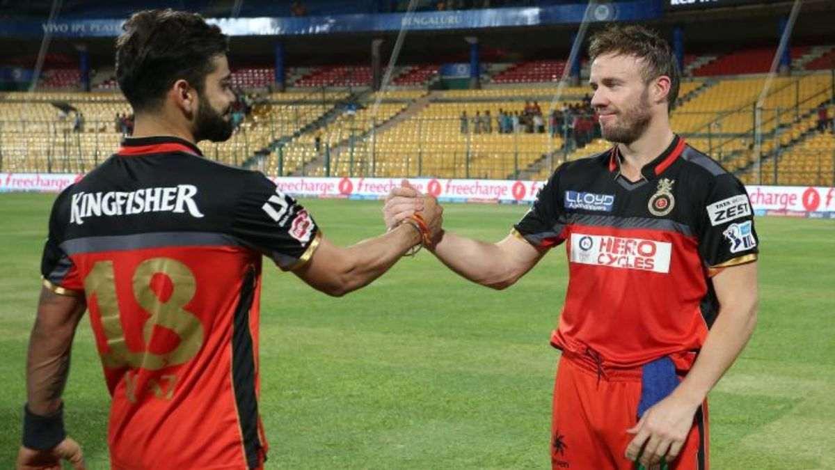 AB de Villiers In Praise Of Teammate Virat Kohli