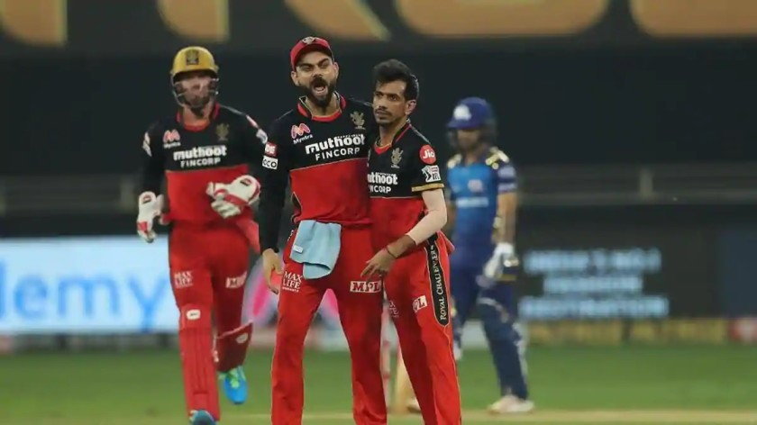 Anushka Sharma Could Not Handle MI Vs RCB IPL 2020 Match
