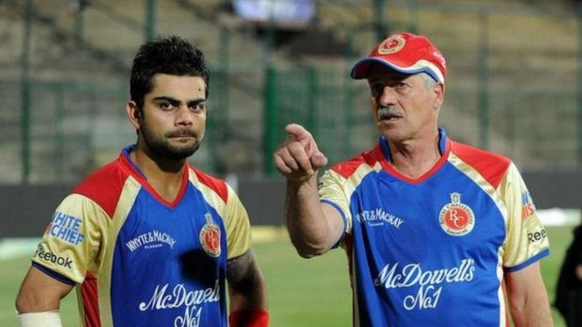 Former RCB Coach Talks About Virat Kohli Ahead Of IPL 2020