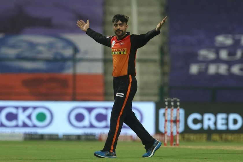 IPL 2020 SRH Bowler Rashid Khan Remembers Late Parents After Great Performance