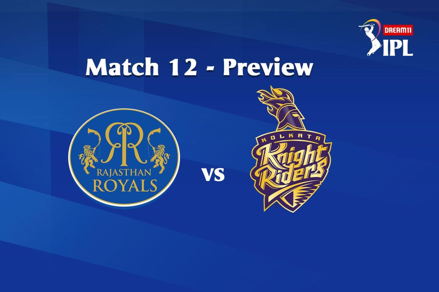IPL Match 12 2020: Rajasthan Royals Take On Kolkata Knight Righters Today, Who Will Win?