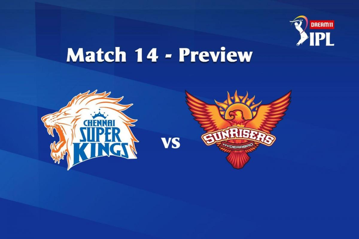 CSK Vs SRH CSK To Play IPL Match After A Week's Gap