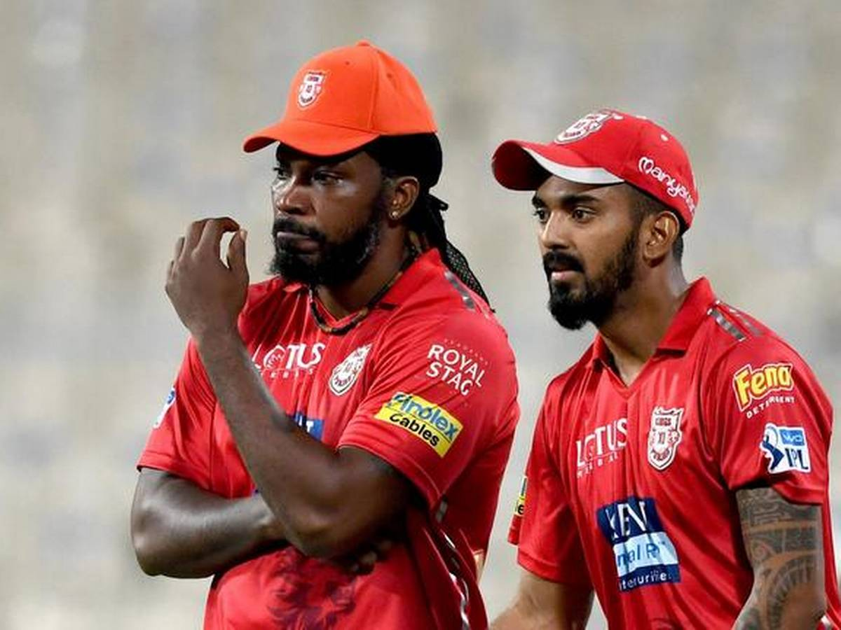 Chris Gayle and K L Rahul Wins It For KXIP against RCB
