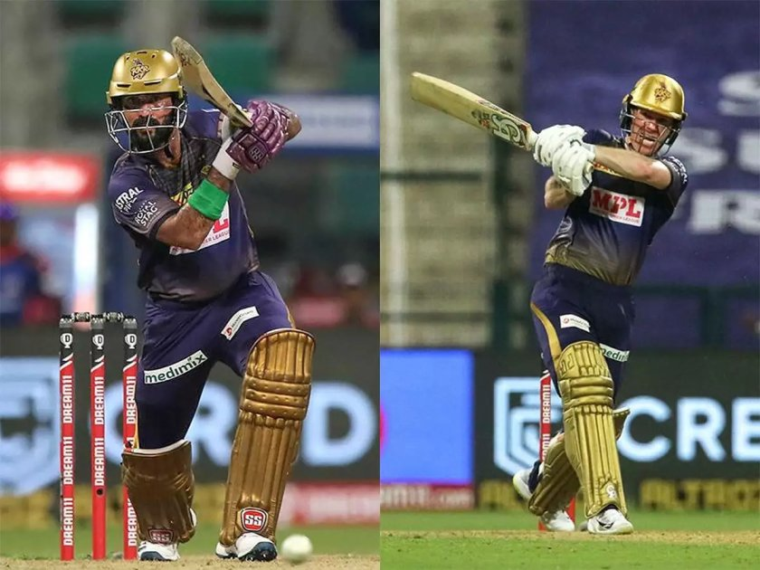 Dinesh Karthik Sets Down From Captaincy Of Kolkata Knight Riders