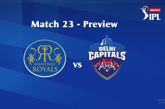 IPL 2020 Match 23: Rajasthan Royals To Face Delhi Capitals, See How They Fare Against One Another