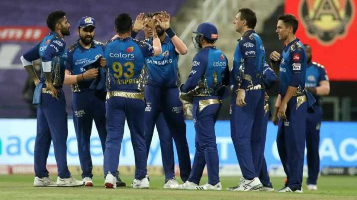 Mumbai Indians Record Their 3rd Consecutive Wins In The Tournament