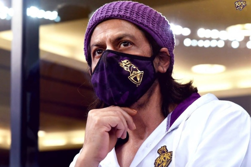 Shah Rukh Khan Reacts As Youngsters Clinch Win For KKR Against RR