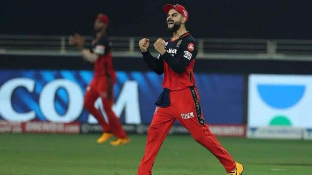 Skipper Virat Kohli Sets Record In RCB Vs DC Match