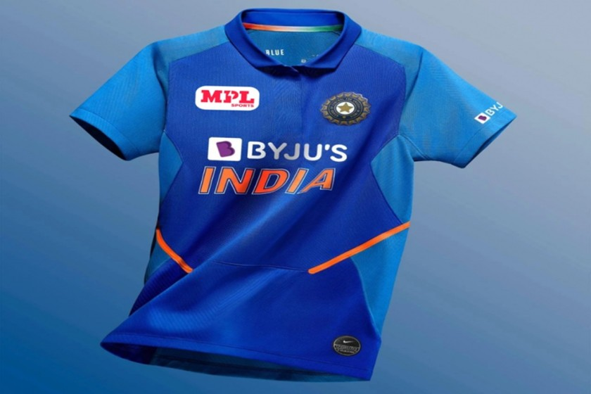 BCCI Signs 3 Year Contract With MPL Sports As Team India's Kit Sponsor