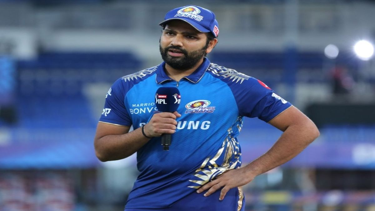 "Mumbai Indians Is ""One Family,"" Says Skipper Rohit Sharma"