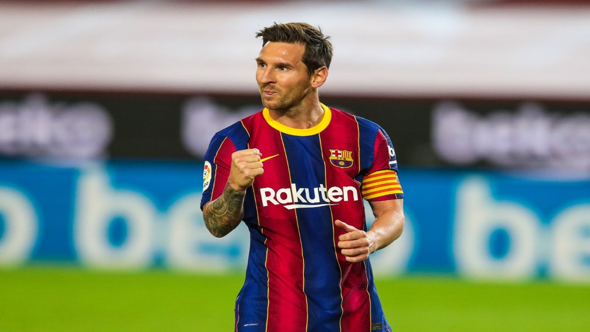 Barcelona Presidential Candidate Rousaud Says Messi Will Have To Leave The Club If He Does Not Accept Pay Cut