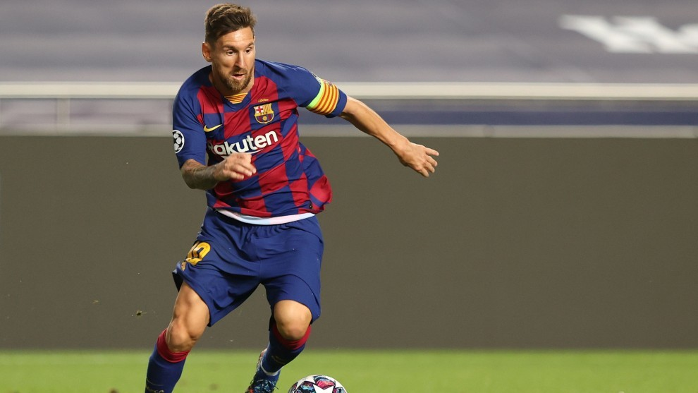 I Would Rather Win La Liga Than Be Top Scorer Again, Says Lionel Messi