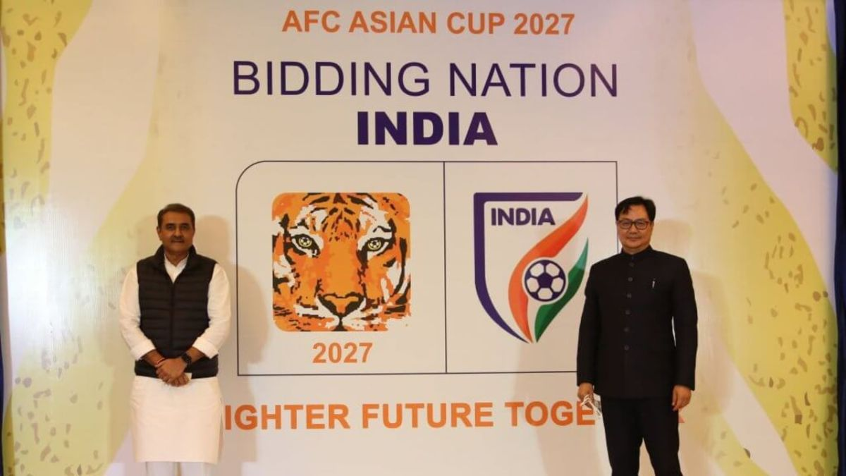 India Officially Joins The Race To Host AFC Asian Cup 2027, Saying Will Emphasise On Infrastructure