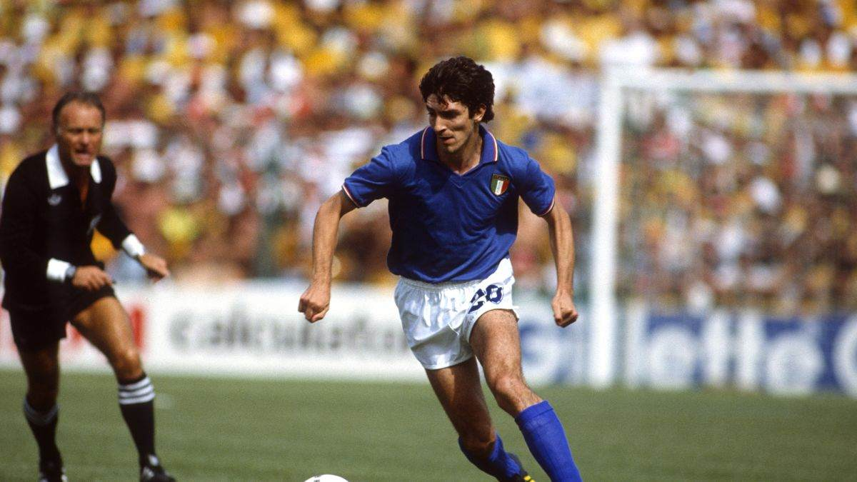 Italian Football Legend Paolo Rossi Dies At The Age Of 64