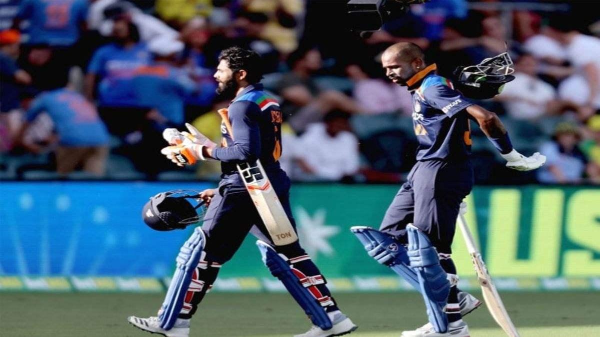India Tour Of Australia: Sourav Ganguly Praise Hardik Pandya And Ravindra Jadeja