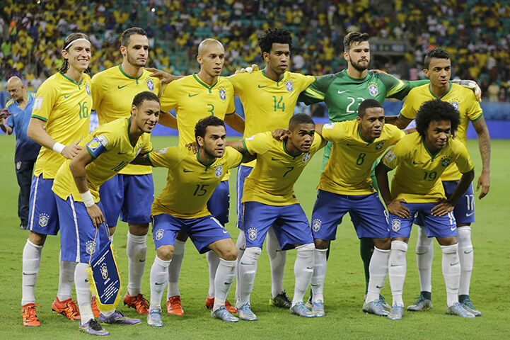 The Only Football Team Brazil Never Defeated