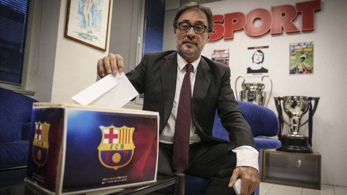 What Will Agusti Benedito Do After Becoming President Of FC Barcelona, Read Ahead