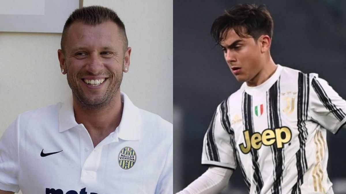 "As Juventus Strikers is Destroyed, Cassano Says, ""Dybala sh*ts himself when there's pressure on him!"""