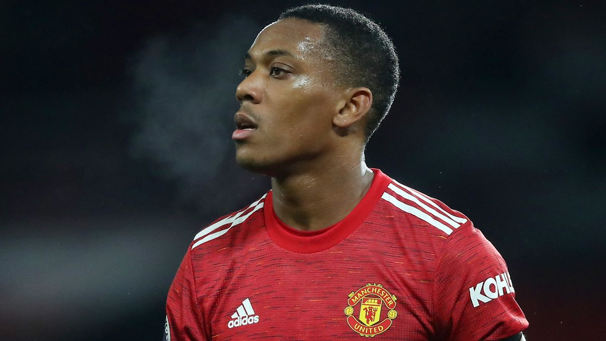 Martial Will Not Be Exempted From Criticism Says Manchester United Boss Solskjaer