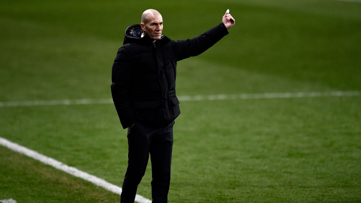 Real Madrid's Coach Speaks Up After Embarrassing Copa del Rey Performance
